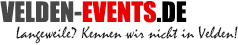 Logo der Website velden-events.de